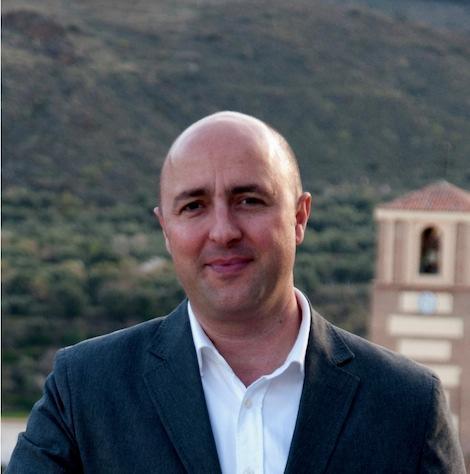Antonio Ortiz Oliva, alcalde de Abla